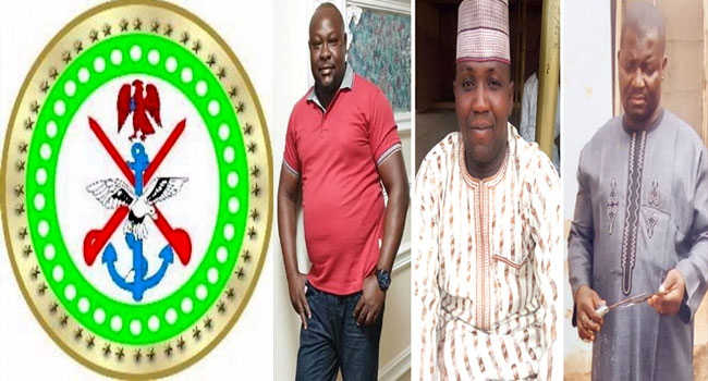 DHQ AND KILLED POLICE OFFICERS