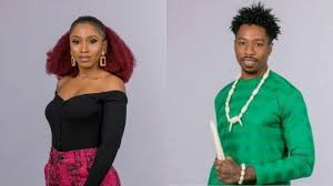 BB NAIJA IKE AND MERCY
