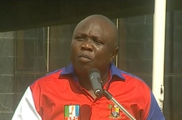 OUT GOV AMBODE