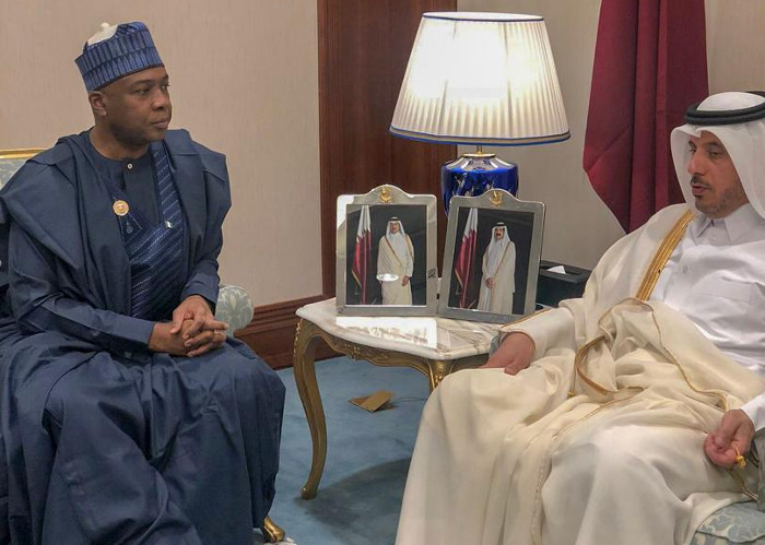 Saraki-sitting-with-Qatari-PM.jpg