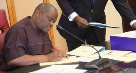 Gov-Wike-Signs
