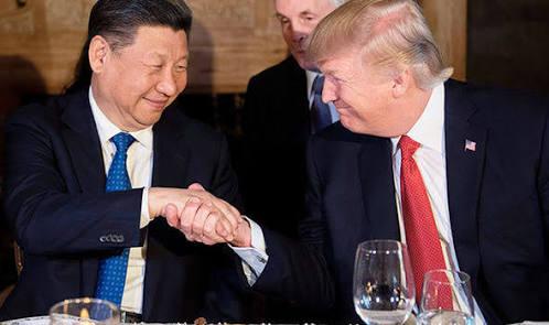 TRUMP ND CHINA