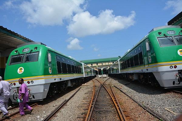 Abuja-Kaduna-train
