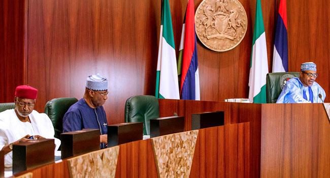 Buhari-deliberates