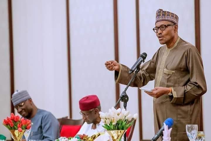 President-Buhari pledge