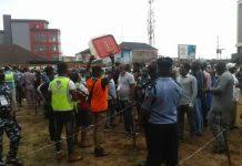 Edo election: Tension as fight breaks out at Governor Obaseki's polling unit  - TODAY
